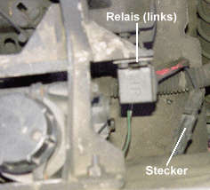 image of left headlight relay